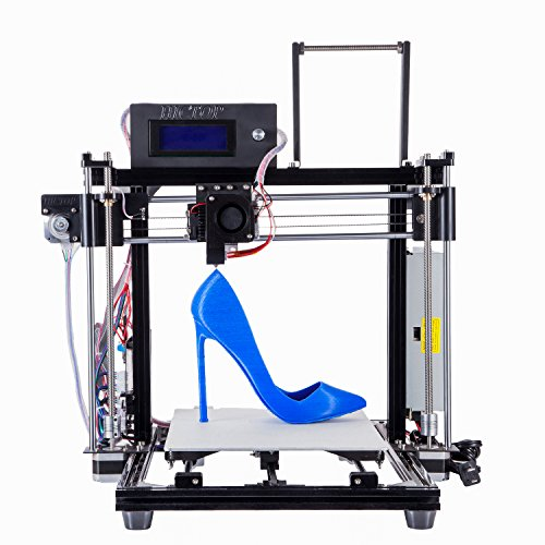 HICTOP-3DP11B-Metal-Frame-DIY-Desktop-3D-Printer-Kits-with-High-Accuracy-and-CNC-Self-Assembly-106-x-83-x-77-Printing-Size-Works-with-PLAABS-0