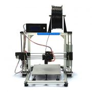 HICTOP-Desktop-3D-Printer-New-Version-DIY-3D-Printer-Kits-High-Accuracy-CNC-Self-assembly-Aluminum-Frame-Structure-Tridimensional-106-x-83-x-77-Printing-SizeThe-filament-is-not-included-Works-with-PLA-0-0