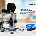 HICTOP-Desktop-3D-Printer-New-Version-DIY-3D-Printer-Kits-High-Accuracy-CNC-Self-assembly-Aluminum-Frame-Structure-Tridimensional-106-x-83-x-77-Printing-SizeThe-filament-is-not-included-Works-with-PLA-0-3