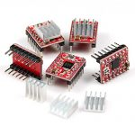 Hobbypower-A4988-StepStick-Stepper-Motor-Driver-Module-Heat-Sink-for-3D-Printer-Reprap-pack-of-5-pcs-0