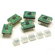 JOYSA-5-PCS-Allegro-A4988-StepStick-Stepper-Motor-Drivers-for-3D-Printer-Electronics-CNC-Machine-or-Robotics-0-3