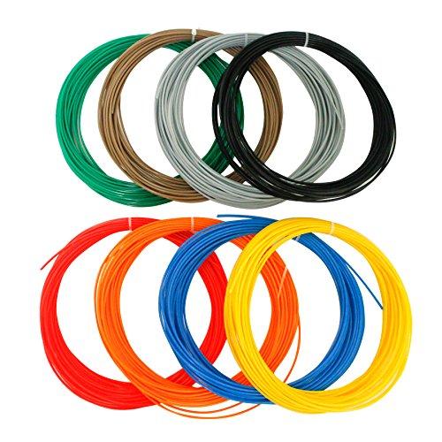 Knox-3D-Printing-Pen-Replacement-ABS-Filament-175mm-8-Colors-32-Feet-per-Color-0