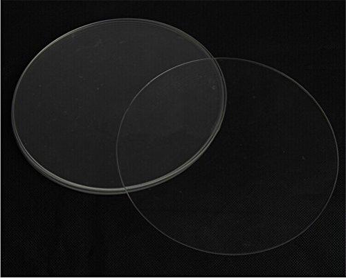 Kossel-310mm-3d-Printer-Kit-Accessory-for-Rostock-Max-Delta-Kossel-Mini-Borosilicate-Glass-Plate-Round-3mm-Thick-Borosilicate-Glass-Board-0-1