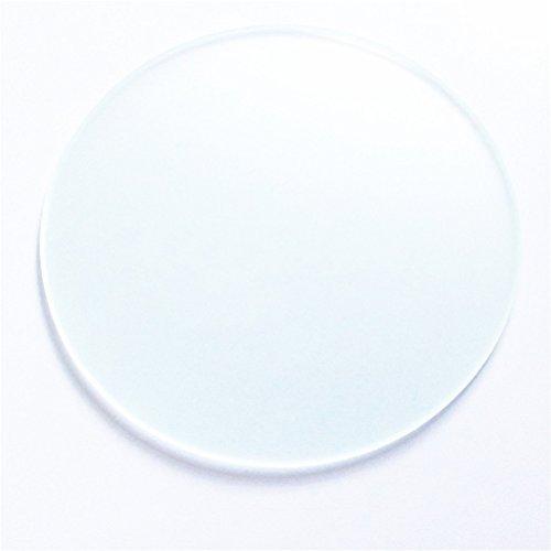 Kossel-310mm-3d-Printer-Kit-Accessory-for-Rostock-Max-Delta-Kossel-Mini-Borosilicate-Glass-Plate-Round-3mm-Thick-Borosilicate-Glass-Board-0