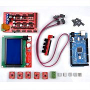 Kuman-3D-Printer-Controller-Kit-For-Arduino-Mega-2560-Uno-R3-Starter-kits-RAMPS-14-5pcs-A4988-Stepper-Motor-Driver-LCD-12864-for-Arduino-Reprap-K17-0-0