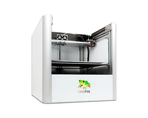 Leapfrog-Creatr-3D-Printer-200-x-270-x-230-mm-Maximum-Build-Dimensions-005-mm-Maximum-Resolution-ABS-Laybrick-Nylon-PLA-and-PVA-Filament-0