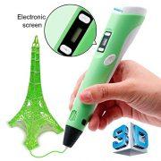 Leungyo-3D-Printing-Pen-for-3D-drawing-3D-doodle-3D-doodler-3D-printer-Crafting-Stereoscopic-Models-0