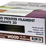 MG-Chemicals-Wood-3D-Printer-Filament-175mm-05-Kg-11-lbs-Wood-0-0