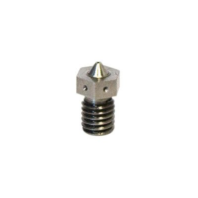 MatterHackers-CleanTip-Stainless-Steel-Nozzle-175mm-x-030mm-for-E3D-V6-ROBO-3D-0