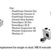 Micro-Swiss-MK10-All-Metal-Hotend-Kit-4mm-Nozzle-WANHAO-FlashForge-Dremel-Idea-Builder-0-0