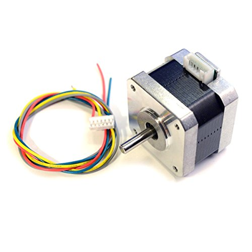 NEMA-17-Bipolar-Stepper-Motor-40-oz-in-3D-Printer-RepRap-Extruder-or-CNC-Router-0