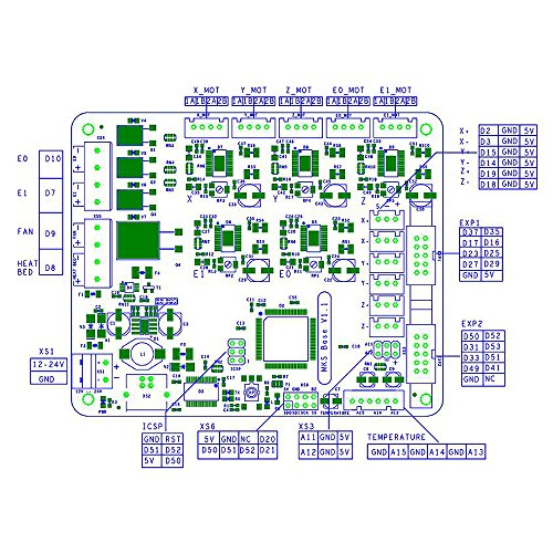 OSOYOO-MKS-Base-V14-3D-Printer-Controller-remix-Board-MEGA2560-RAMPS-14-A4982-0-2
