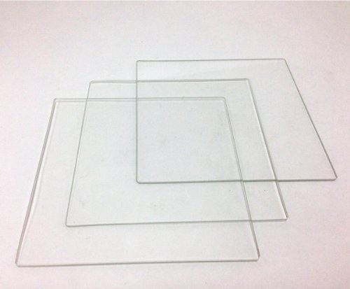 Octave-Borosilicate-glass-platform-3-Pack-for-Afinia-and-UP-3D-Printers-0