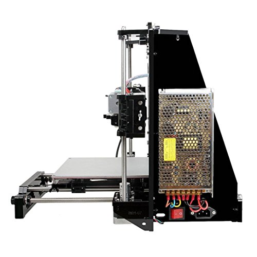 Outttop-Full-Acrylic-unassembled-KIT-Prusa-I3-Pro-X-print-6-material-3D-Printer-Simple-but-Practical-LCD-screen-Display-DHL-Free-0-6