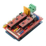 Quimat-QK17-3D-Printer-Kit-5pcs-A4988-Stepper-Motor-Driver-with-Heatsink-Controller-RAMPS-14-LCD-12864-Graphic-Smart-Display-Controller-with-Adapter-Mega-2560-R3-For-Arduino-RepRap-0-1