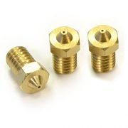 SODIALR-3PCS-Nozzle-04mm-for-RepRap-3D-Printer-Hot-End-compatible-with-E3D-Golden-0-0