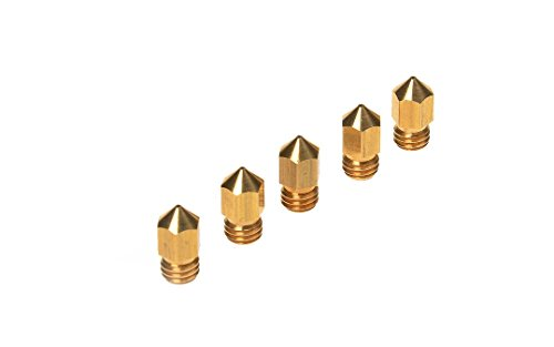 Signswise-5PCS-3D-Printer-05mm-Extruder-Brass-Nozzle-Print-Head-for-MK8-175mm-ABS-PLA-Printer-0-1