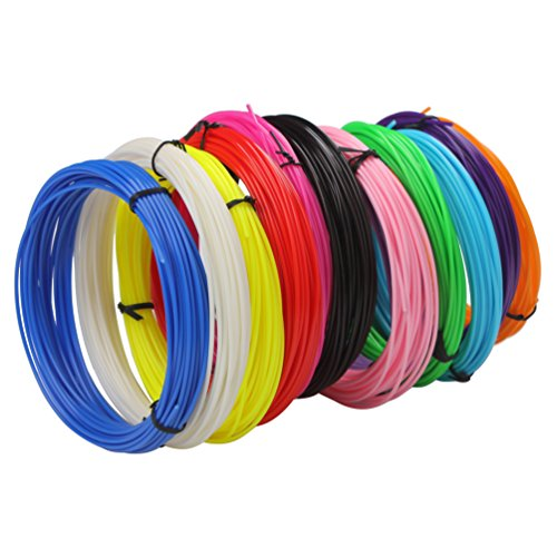 Sunwin-3d-Pen-Filament-Refills-Fun-Pack-ABS-175mm-Filament-360-Linear-Feet-Pack-of-12-Different-Colors-With-Free-Spatula-0-1