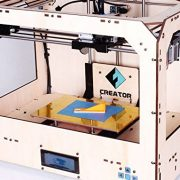 Super-Creator-3D-Printer-with-Dual-Extruder-Wood-Case-0-1