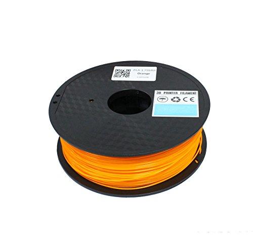 TRITECHNOX-175mm-PLA-3D-Printer-Filament-1kg-Spool-22-lbs-Dimensional-Accuracy-005mm-ORANGE-0