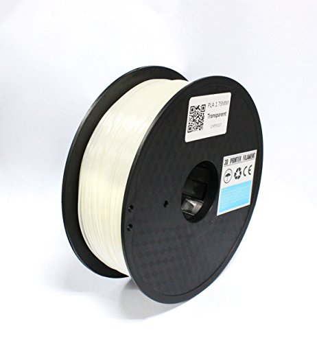 TRITECHNOX-175mm-PLA-3D-Printer-Filament-1kg-Spool-22-lbs-Dimensional-Accuracy-005mm-WHITE-0