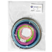 Tonebox-Premium-3D-Pen-Filament-Refills-175mm-ABS-Designed-for-Young-Artists-450-ft-Total-15-Colors-30-ft-per-Color-Compatible-with-Scribbler-Soyan-7Tech-SketchPro-Samto-and-More-0-4