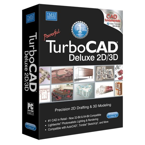 TurboCAD-20-Deluxe-2D-CAD-Design-3D-Modeling-Software-for-Windows-0