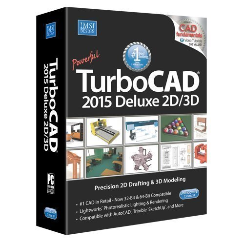 TurboCAD-Deluxe-2015-affordable-2D-Drafting-3D-Modeling-CAD-Software-0