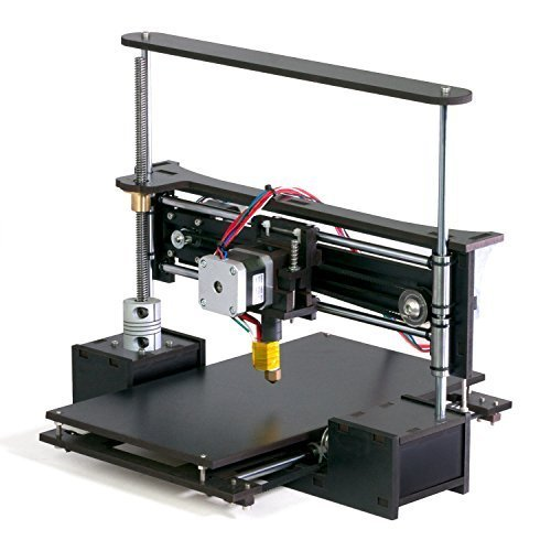 TwoUp-3D-Printer-Kit-7-x-7-x-5-Build-Dimensions-50-Micron-175mm-PLA-Filament-0