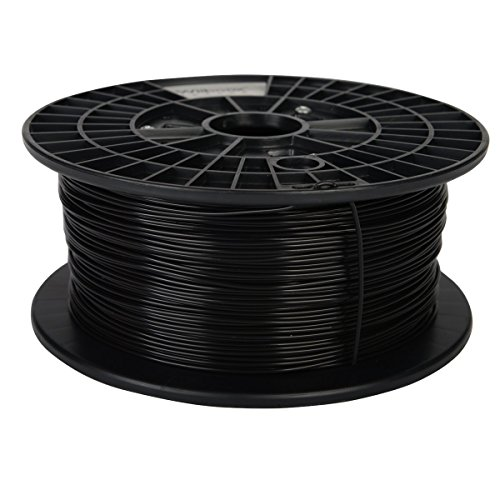 Wiiboox-ASCLS00024-Pro-Series-PLA-3D-Printer-Filament-for-3D-Printer-175-mm-Diameter-1000-g-Spool-Black-0