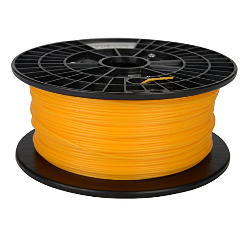 Wiiboox-ASCLS00034-Pro-Series-PLA-3D-Printer-Filament-for-3D-Printer-175-mm-Diameter-1000-g-Spool-Orange-0