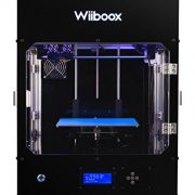 Wiiboox-CCP0000002-One-Desktop-3D-Printer-Single-Extruder-100-98-x-78-x-78-Build-Size-with-Heating-Plate-1-Air-Particle-Filtration-Module-Metal-Frame-Structure-0-0