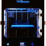 Wiiboox-Company-Desktop-3D-Printer-One-Extruder-80-Microns-102x82x78-Build-Size-w-Heating-Plate-2-Particle-Filtration-Modules-Metal-Frame-Structure-0