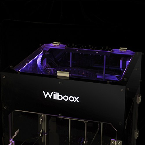 Wiiboox-Company-Pro-Desktop-3D-Printer-Dual-Extruders-80-Microns-102x82x78-Build-Size-w-Heating-Plate-2-Particle-Filtration-Modules-Metal-Frame-Structure-0-1