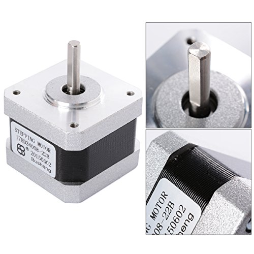 XCSOURCE-Nema-17-2-Phase-4-Wire-18-Stepper-Motor-424234mm-For-3D-Printer-TE225-0