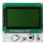 XZN-Ramps-14-Smart-Controller-LCD12864-Blue-Background-Version-with-LED-Turn-on-Control-for-3D-Printer-Reprap-Mendel-0