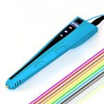 Yingjia-3d-Pen-for-3d-Printing-Drawing-Doodling-with-LED-Display2-Free-Spools-of-Fillamentmore-Color-Optionsnewest-Most-Advanced-Model-Version-V-0