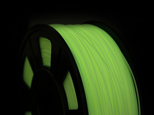 3D-Printing-PLA-Glow-in-Dark-Filament-175mm-Thickness-22-lbs-Top-Quality-for-3D-Printers-Reprap-Makerbot-Replicator-2-Makergear-M2-and-up-Afinia-Solidoodle-2-Printrbot-0-2