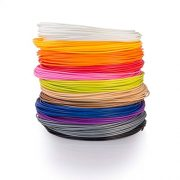 3D-Printing-Pen-Filament-Refills-175mm-Plastic-ABS-12-Pack-384-Linear-Feet-32-Foot-Each-of-Vibrant-Color-for-Pens-and-Printers-by-Dealz-Plus-More-BONUS-175-Stencils-FREE-E-Book-0