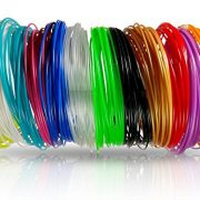 3D-Pen-Filament-Refills-12-Different-Colors-100-Plus-Stencil-Ebook-FREE-3-GLOW-in-the-dark-240-Linear-Feet-Total-175mm-ABS-0-2