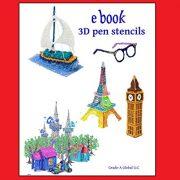 3D-Pen-PLA-Filament-175mm-12-Color-X-20-Feet-Mega-Value-Pack-240-ft-for-Art-Design-and-Industrial-150-Stencils-eBook-Free-0-0