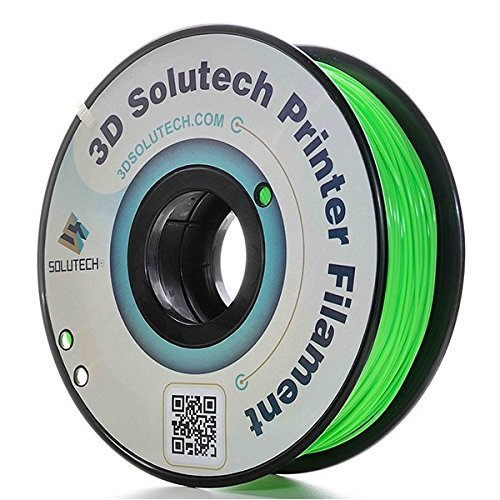 3D-Solutech-Apple-Green-175mm-ABS-3D-Printer-Filament-22-LBS-10KG-100-USA-0