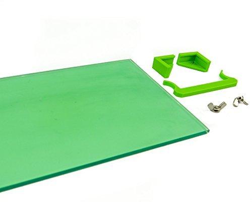 Borosilicate-Glass-Bed-Upgrade-Kit-for-Flashforge-Dreamer-3D-Printer-0