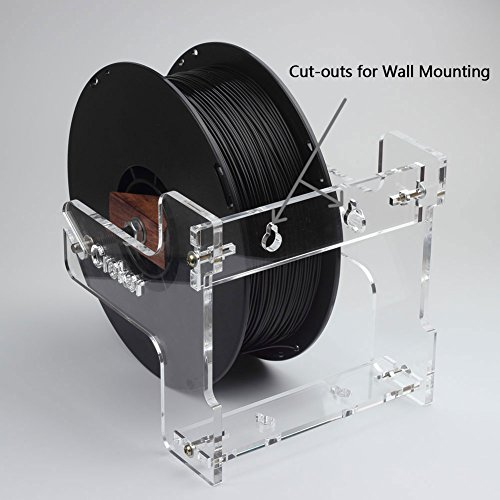 Creker-3D-Printer-Filament-Spool-Holder-Stand-Rack-Wall-Mount-or-Table-Stand-Design-0-1