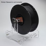 Creker-3D-Printer-Filament-Spool-Holder-Stand-Rack-Wall-Mount-or-Table-Stand-Design-0