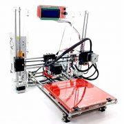 REPRAPGURU-DIY-RepRap-Prusa-I3-V2-Clear-3D-Printer-Kit-With-Molded-Plastic-Parts-USA-Company-0