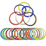 Synkia-3D-Pen-Filament-Refills-175mm-ABS-320-Linear-Feet-20-foot-each-Total-16-Different-colors-fun-pack-2-Glow-Colors-Spatula-Included-0