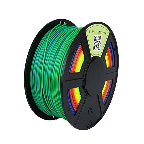 WYZworks-3D-Printer-Filament-175mm-PLA-Rainbow-1kg22lb-0